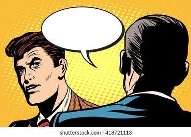 Business dialogue, negotiations