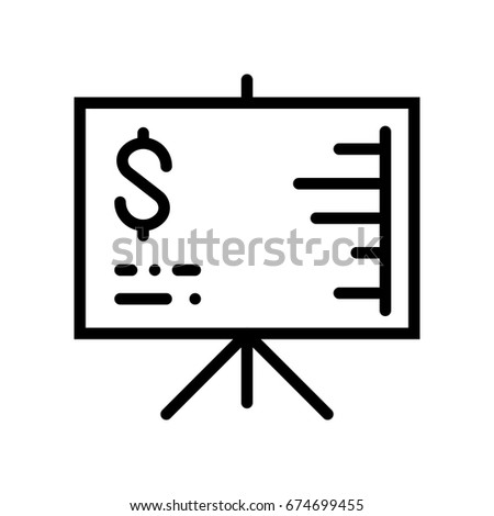 Business Ecommerce Icons Sales Presentation Outline Stock