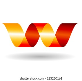 Business Finance Abstract Logo Design .