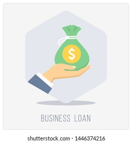 Business and Finance Icon Concept