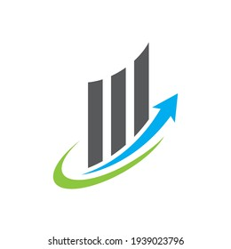 Financial Growth Logo Images Stock Photos Vectors Shutterstock