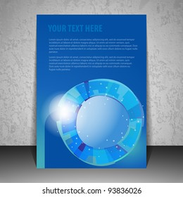 Business Flyer or Cover Design