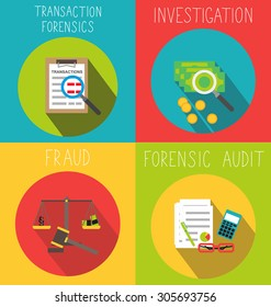 Business forensic services