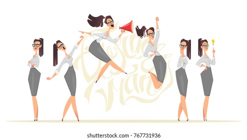 Fly Girl Images Stock Photos Vectors Shutterstock