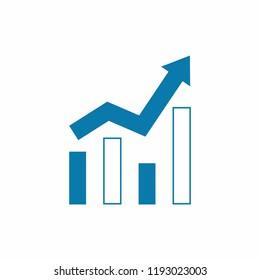 Business grow chart