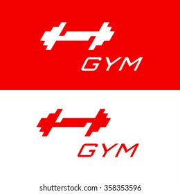 Business Icon - Vector logo design template. Abstract emblem for fitness crossfit, fitness crossfit , fitness logos and fitness