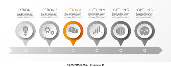 infographic template images stock photos vectors shutterstock
