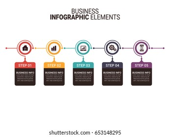 Business Infographics Design