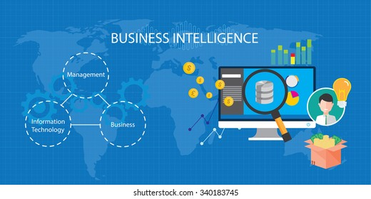 Business Intelligence Images Stock Photos Vectors