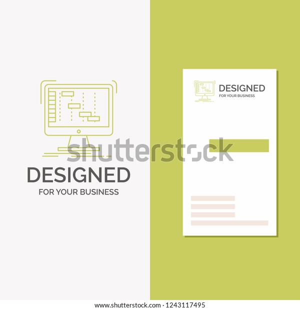 Business Logo Ableton Application Daw Digital Stock Vector
