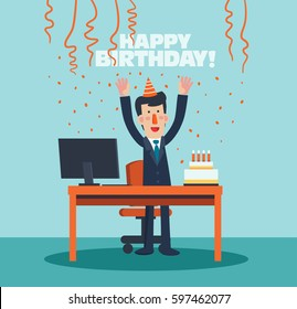 Job Anniversary Images Stock Photos Vectors Shutterstock