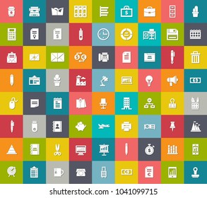 business and office icons, computer icons, presentation icons