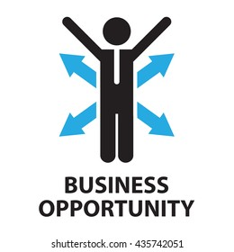 business opportunity ,icon and symbol