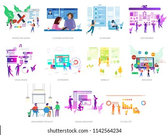Business People Conceptual Design