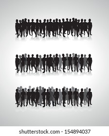 business people lines