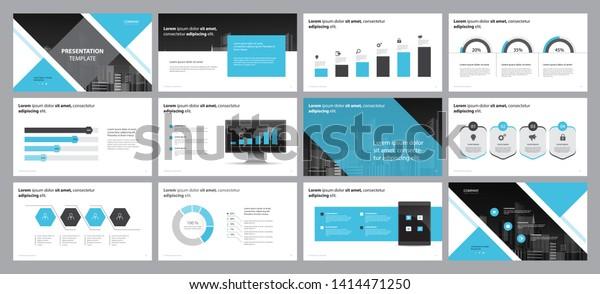 Image Vectorielle De Stock De Presentation D Entreprise Arriere Plans Conception Modele Et 1414471250