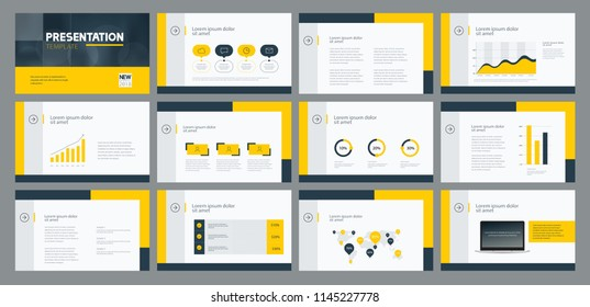 Annual report template images stock photos vectors shutterstock business presentation template design and page layout design for brochure book magazineannual friedricerecipe Choice Image