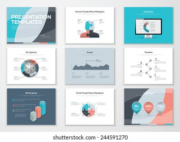 Creative infographic presentation templates business brochures stock business presentation templates and infographic vector elements information graphics for advertisements magazines booklets cheaphphosting