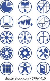 Business & Services Icons
