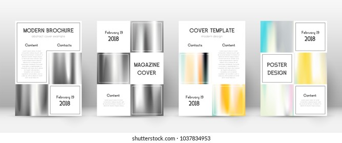 Business sightly template for Brochure, Annual Report, Magazine, Poster, Corporate Presentation, Portfolio, Flyer. Adorable lines cover page.