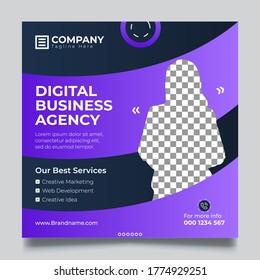 Business Social Media post Banner Templates