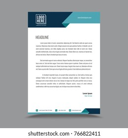 Letterhead Design Images Stock Photos Vectors Shutterstock