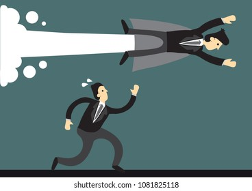 Superman Flying Stock Illustrations Images Vectors Shutterstock