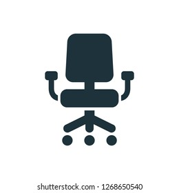 Business - Swivel chair Icon
