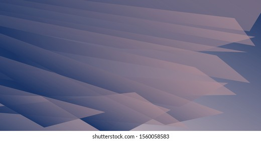 Business or technology abstract background. Vector illustration. Smart design for your business advert. EPS-10. Gradient overflow