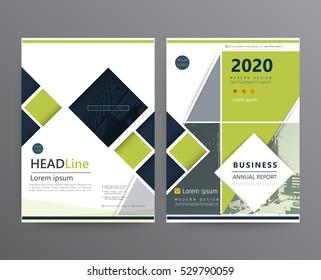 flyer template design business education advertisement stock vector