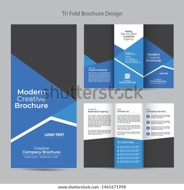 Tri Brochure Template from image.shutterstock.com