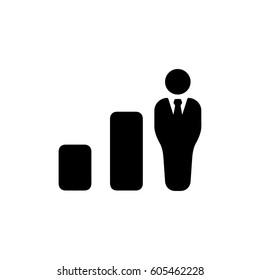 Business Upward Icon