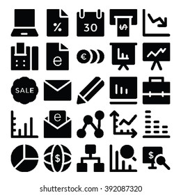 Business Vector Icons 5