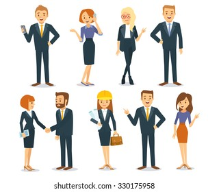 business vector people