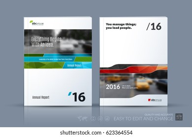 Business vector template. Brochure design, cover modern layout annual report, poster, flyer in A4 with colourful abstract geometric shapes for construction, teamwork theme with texture background.