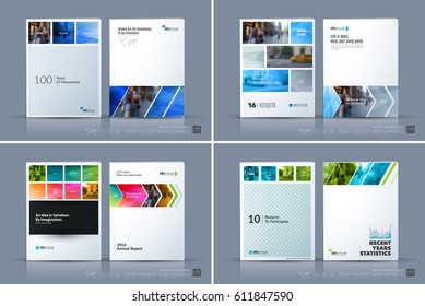 Business vector template. Brochure layout, cover modern design annual report, poster, flyer in A4 with colourful geometric shapes and grey lines for construction with abstract texture background.