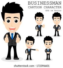 businessman cartoon images stock photos vectors shutterstock rh shutterstock com business man cartoon picture businessman cartoon