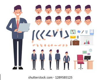 2d Characters Animation Images, Stock Photos & Vectors | Shutterstock