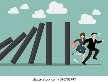 domino effect dating