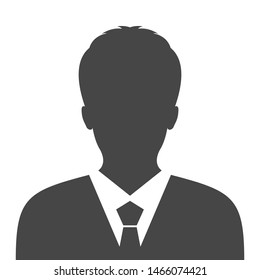Businesspeople avatar picture profile icon