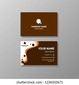 bussines card template design