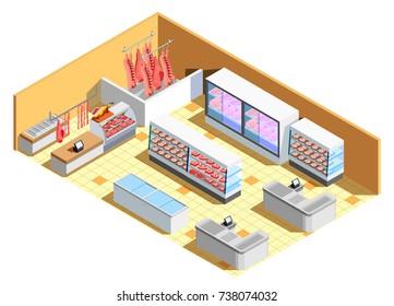 Butcher Shop Images Stock Photos Vectors Shutterstock
