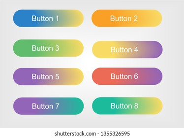 Button gradient for your web and mobile apps