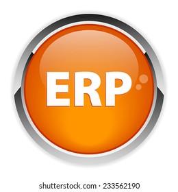 button internet ERP icon