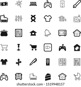 button vector icon set such as: sms, bills, forward, caution, security, bomb, main, calculator, rewind, domestic, menu, container, envelope, travel, mark, right, shaker, effect, maternity