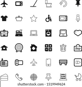 button vector icon set such as: fm, care, plumbing, happy, front, calculator, device, display, waste, room, cellphone, undo, toilet, cream, greece, reminder, ecology, lavatory, bulletin, bench, metal