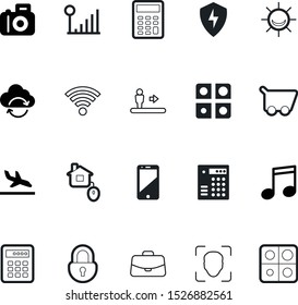 button vector icon set such as: led, computer, protect, frame, mouse, walkway, bag, passenger, press, shadow, authentication, film, virus, people, push, scanning, speed, cart, picture, arrivals