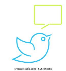 buttons bird