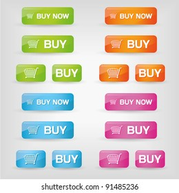 buy buttons in different colors