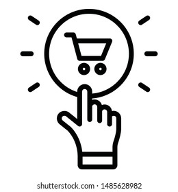 Buy, cart Isolated Vector Icon which can be easily modified or edited